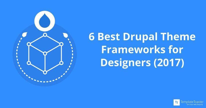 drupal theme frameworks