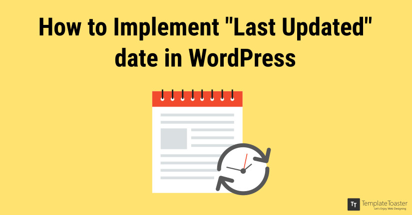 wordpress last updated