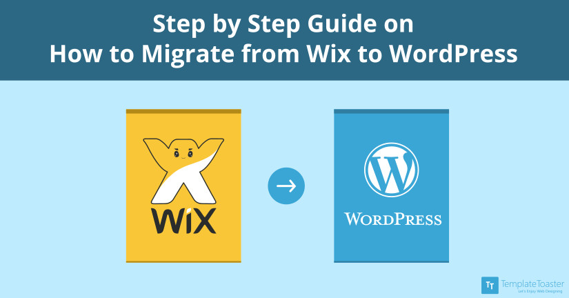 Wix to WordPress