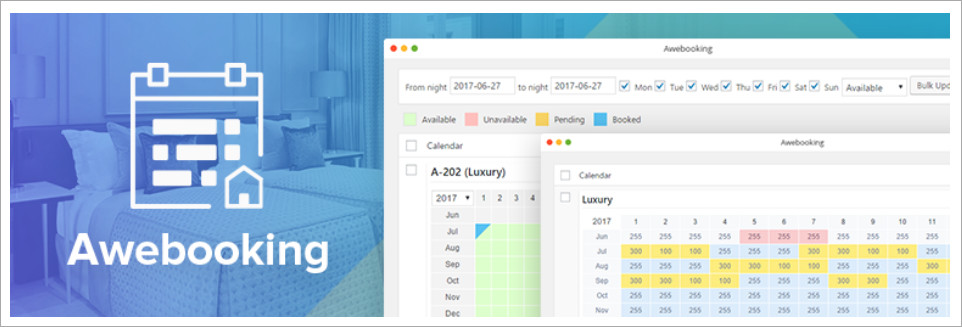 WordPress Booking Plugins