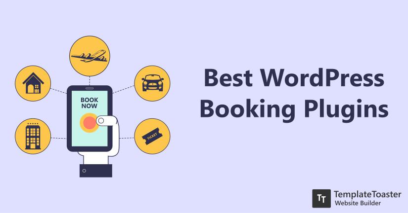 Essential WordPress Booking Plugins You Must Try (2019