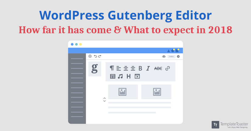 WordPress Gutenberg Editor features, updates & future