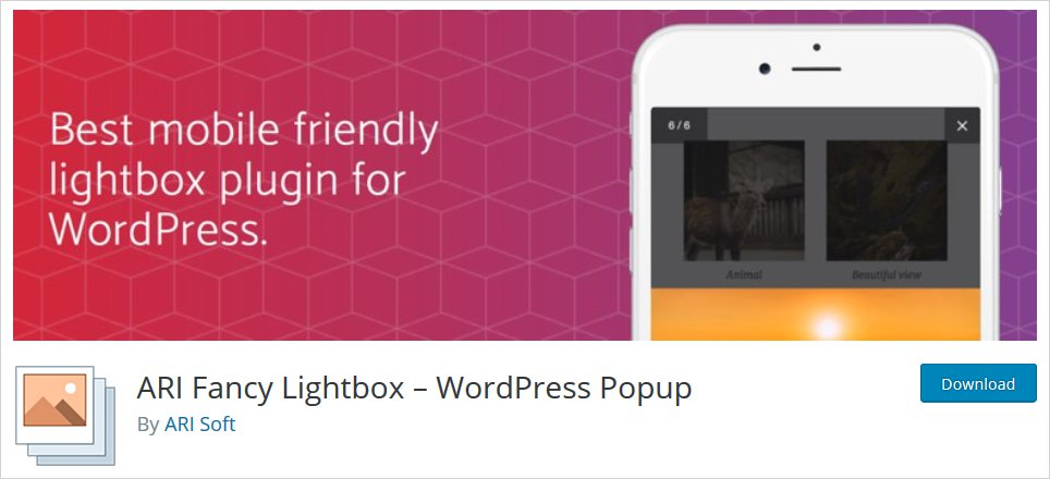 10 Best WordPress Lightbox Plugins (2019) - TemplateToaster Blog