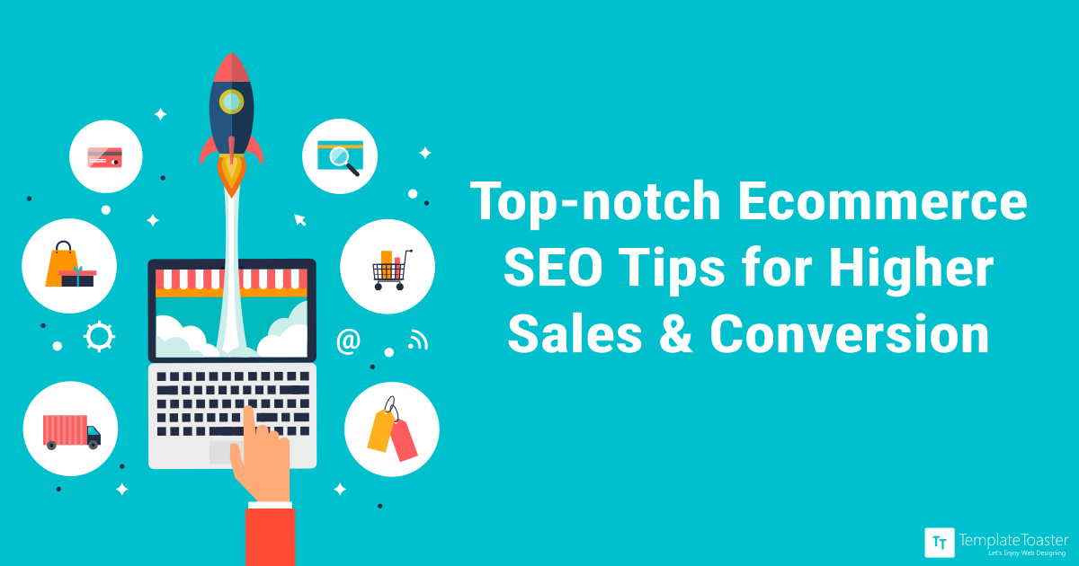 Update How To Create An Ecommerce Website With Wordpress Online Store 2018 New: Top-notch Ecommerce SEO Tips For Higher Sales & Conversion