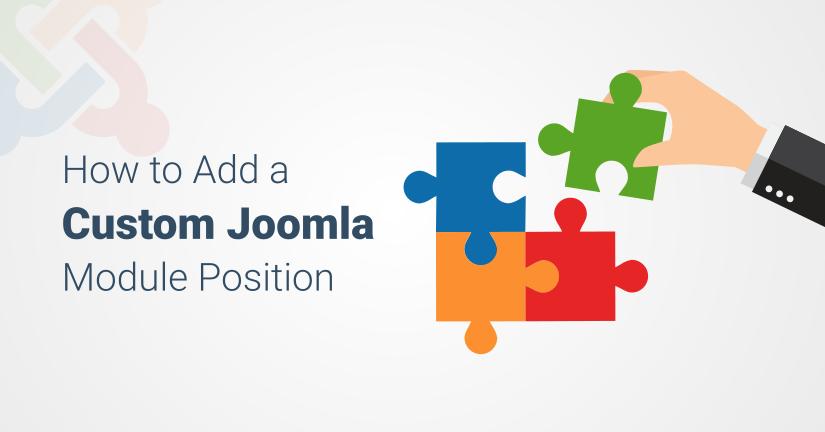 Joomla Module Position