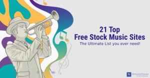 free stock music sites list