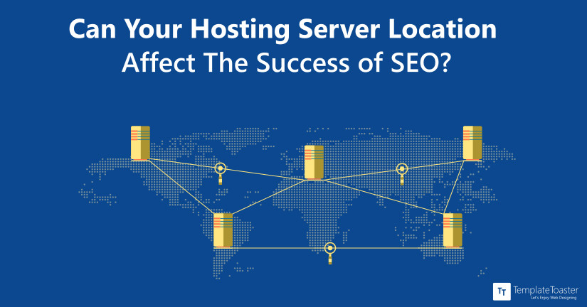 Hosting Server Location