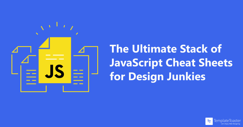 JavaScript Cheat Sheet for Design Junkies (2019