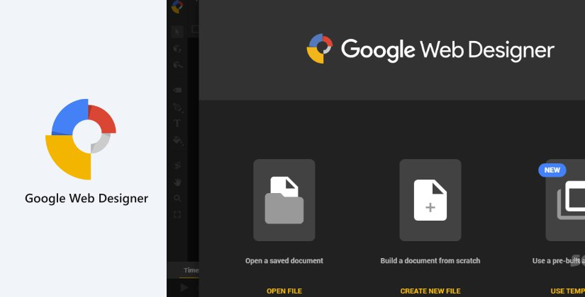 google web design software