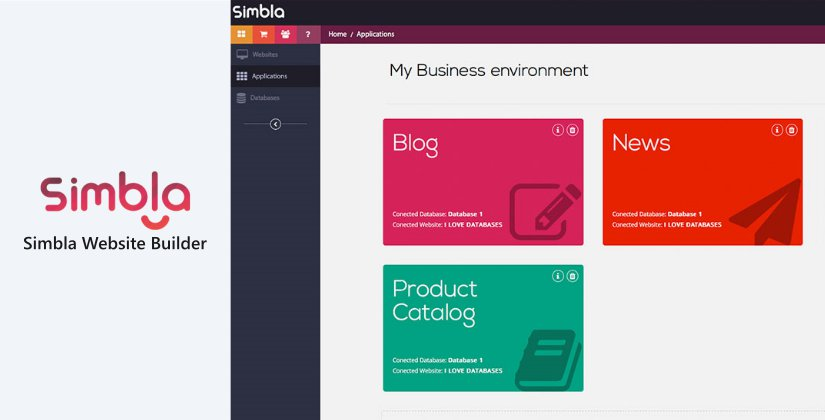 simbla web design software list 2018 blog