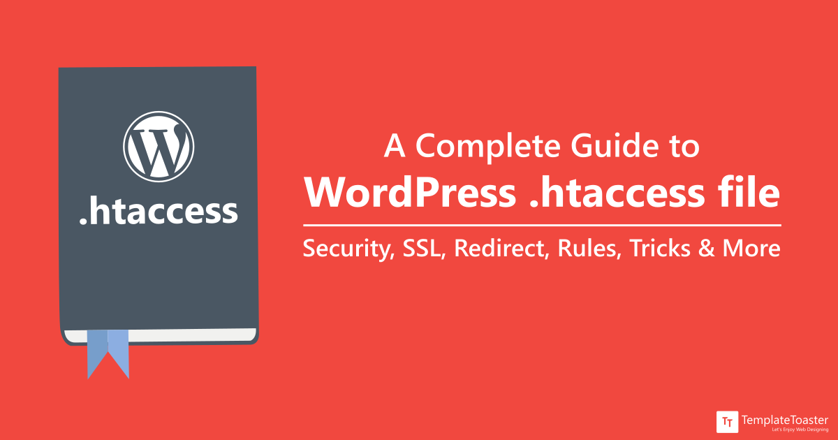 A complete guide to wordpress htaccess file security for Wp template redirect