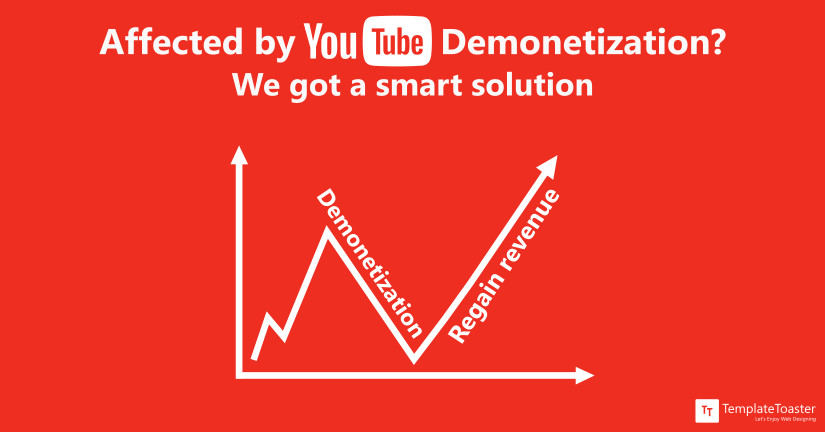 YouTube Demonetization rules