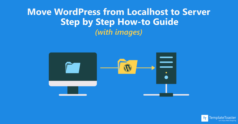 Move WordPress from Localhost to Server blog