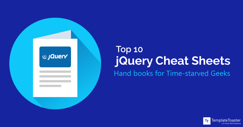 jQuery Cheat Sheets
