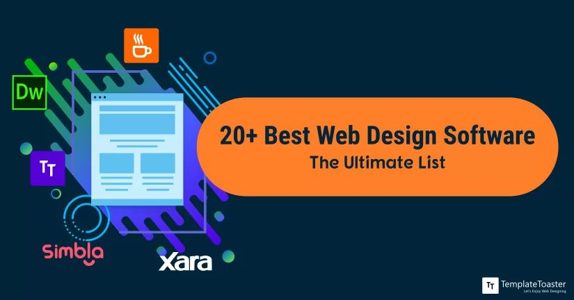 23 Best Web Design Software Compared 2020 Templatetoaster Blog