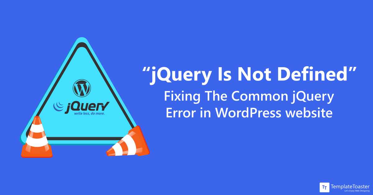"""jQuery is Not Defined"""": Fixing the Common jQuery Error in"""