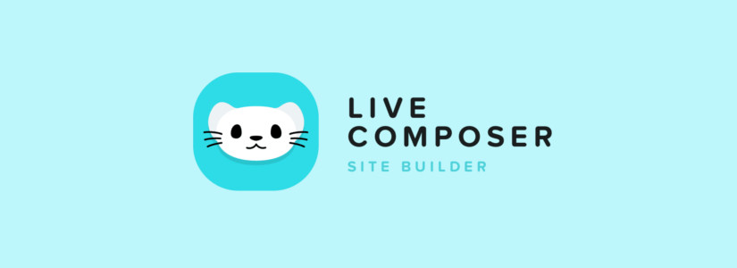 live composer page builder blog