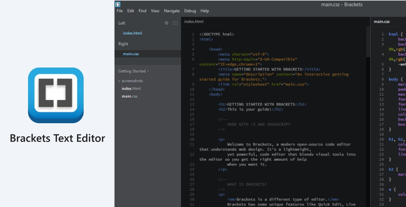 16 best free html editors in 2019 templatetoaster blog.