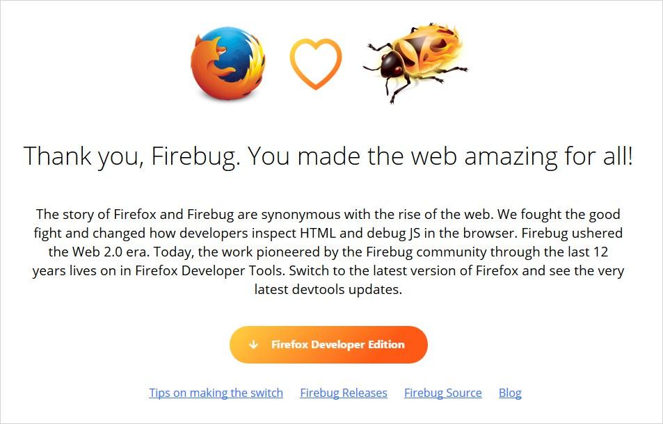 firebug html html validator list
