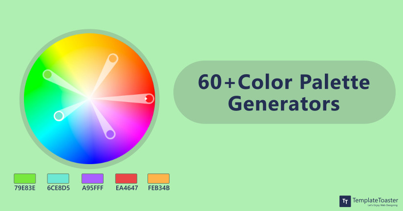 60+ Color palette generators Blog