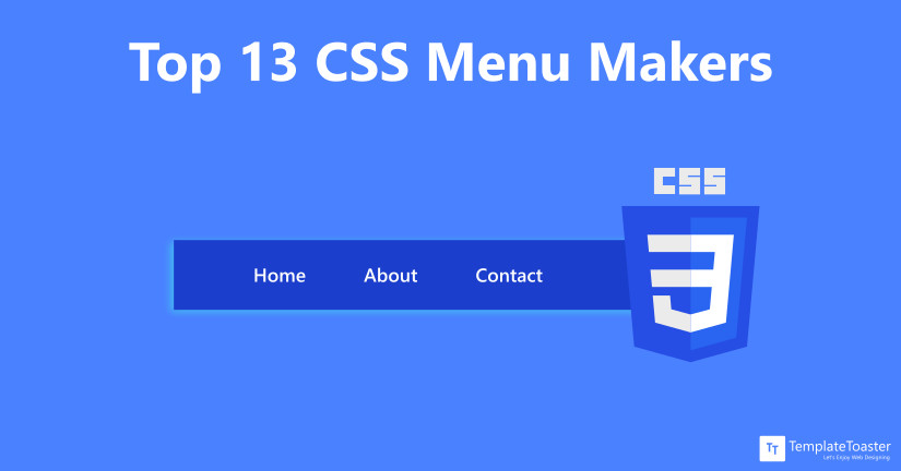 Top 13 CSS Menu Maker Blog
