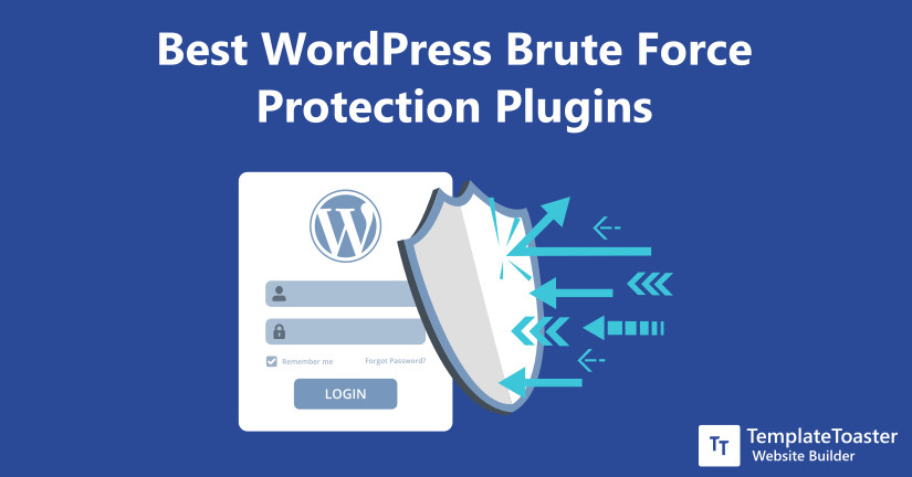 Best WordPress Brute Force Protection Plugins