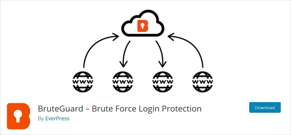 WordPress Brute Force Protection Plugin