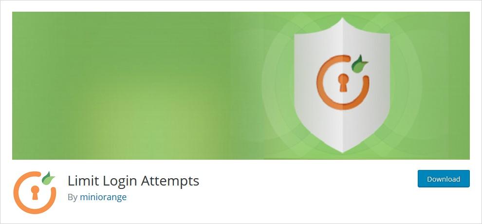 limit login attempts