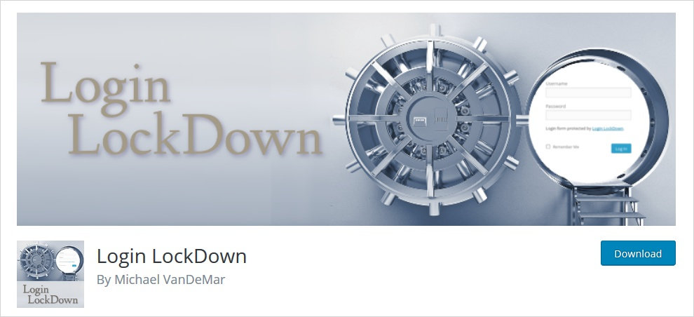 login lockdown WordPress Brute Force Protection Plugin