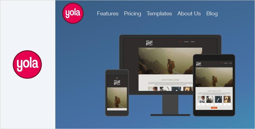 yola best website builder