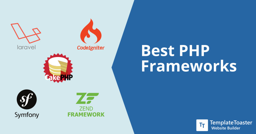 Best PHP Framework You Must Try (2019) - TemplateToaster Blog