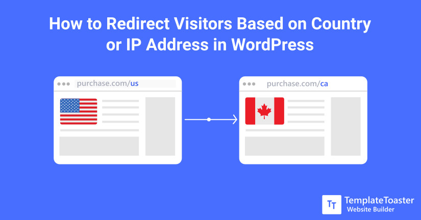 How to Redirect Visitors Based on Country or IP Address in WordPress