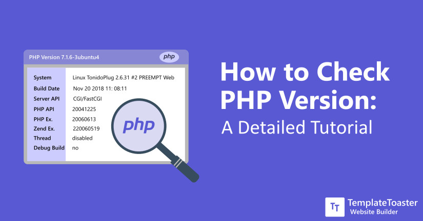 How to Check PHP Version A Detailed Tutorial