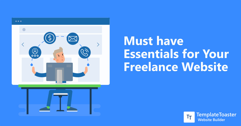 Must have Essentials for Your Freelance Website