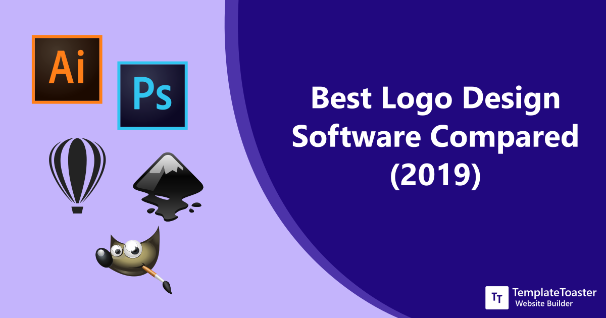 10 Best Logo Design Software Compared 2020 Templatetoaster Blog