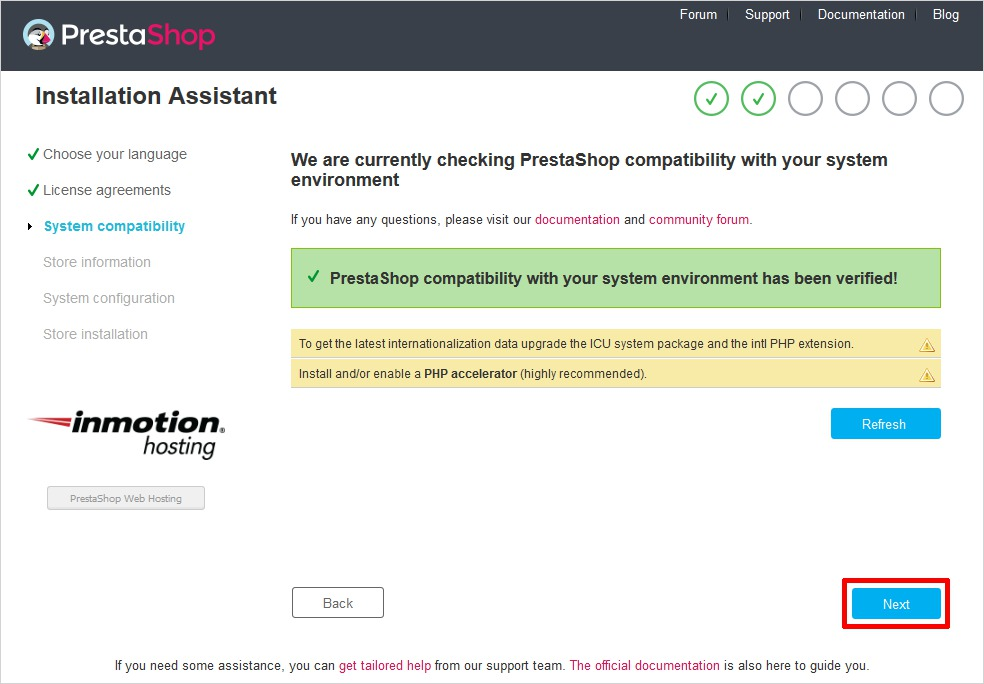 How to manually install PrestaShop