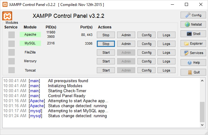 How to Install XAMPP on Windows 10 - A Detailed Tutorial