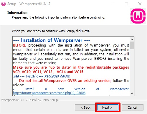 How to Install WAMP - The Step by Step Guide