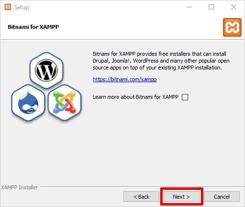 Step by Step – How to install XAMPP in Windows 10