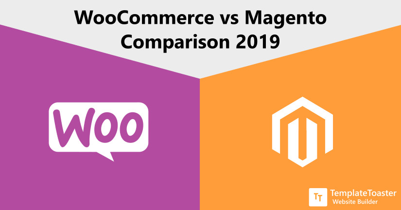 WooCommerce vs Magento Comparison 2019