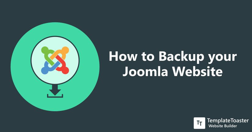 How to Backup your Joomla Website