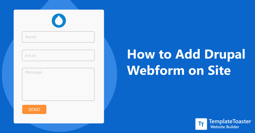 How to Add Drupal Webform