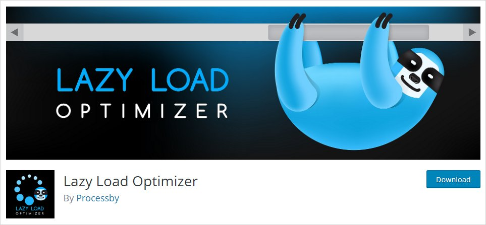Lazy Load Optimizer WP Plugin
