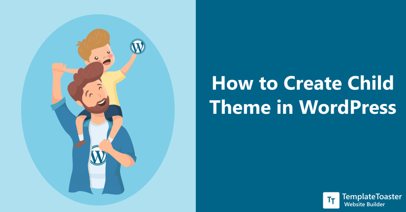 Create Child Theme Wordpress