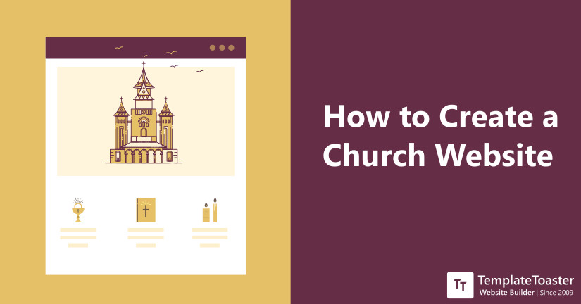 How to Create a Church Website