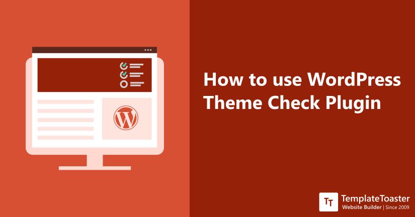 WordPress Theme Check Plugin