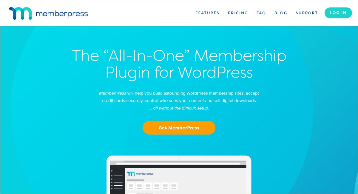 memberpress membership wordpress plugin