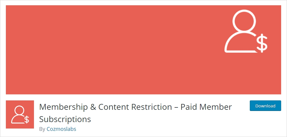membership content restriction membership wordpress plugin