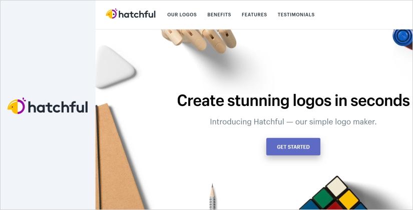 hatchful logo design software for designers