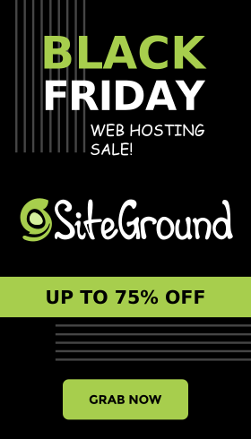 hosting black friday offer